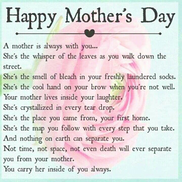 Pin By Anne On Happy Mother S Day Mothers Day Poems Happy Mothers Day Poem Happy Mother Day Quotes
