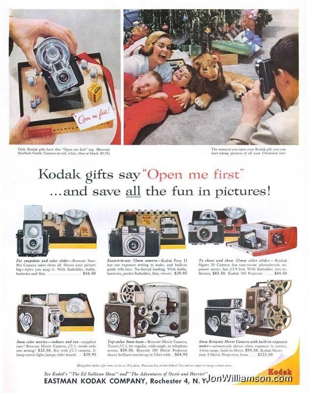 A Kodak #christmas  Christmas-Time  Kodak Camera, 8Mm Camera ... A Kodak #christmas  Christmas-Time  Kodak Camera, 8Mm Camera ... Brownie brownie kodak camera