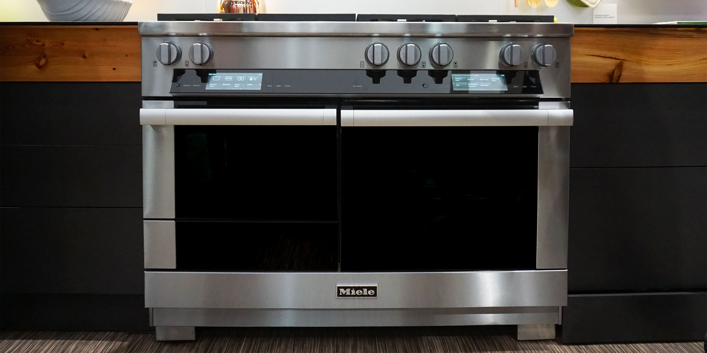Uncategorized Kitchen Appliances Industry miele hr 1956 df dual fuel range first impressions review kitchens