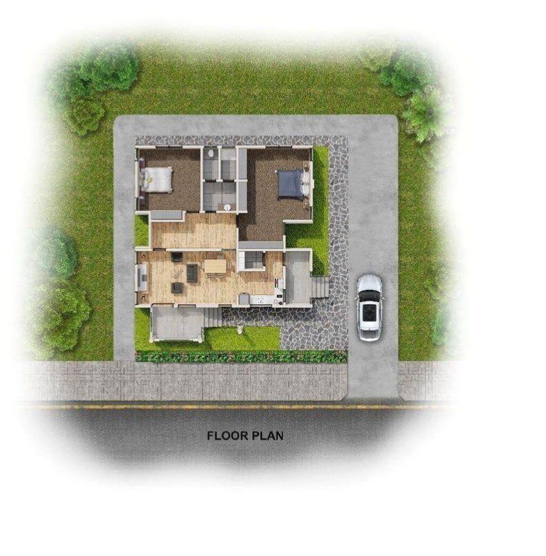 Epingle Sur L Architecture Residentielle