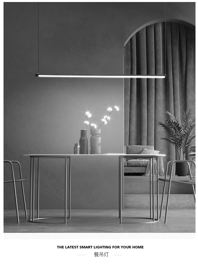 Bwart Moderne Anhanger Led Licht Led Anhanger Lampe Minimalistischen Aluminium Leuchten Fur Buro Studie Esszimm Led Licht Anhanger Lampen Beleuchtung