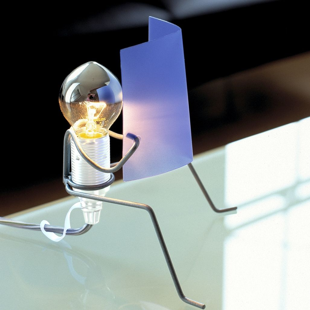 Spare Bulb for Black & Blum wall mounted climbing light and Reading Light.  SES Crown Silver Lamp at Gifts with Style