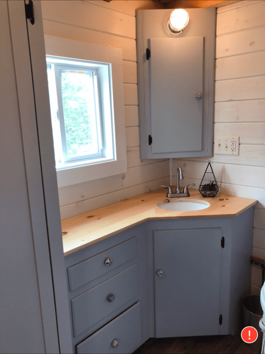 Best Beautiful 28Ft Cedar Shake Tiny Home Tiny House For Sale 400 x 300