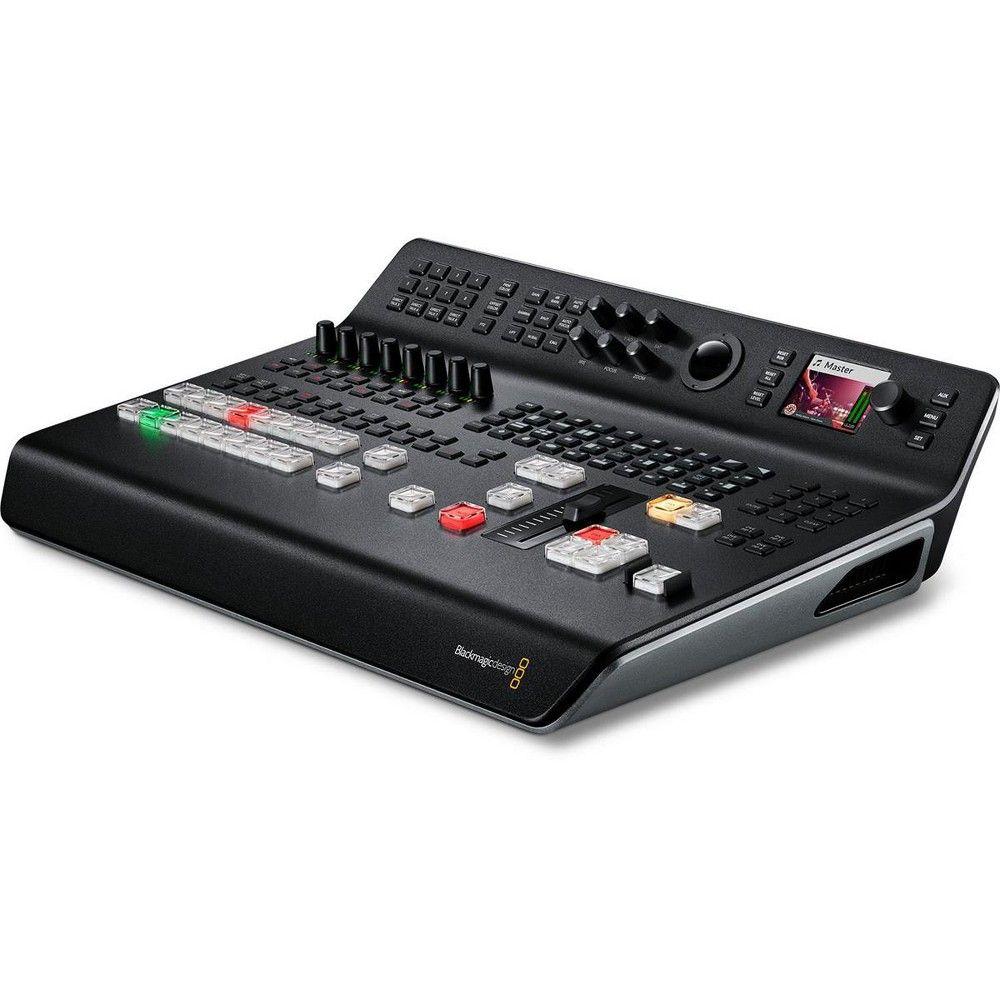 Blackmagic Design Atem Television Studio Pro Hd Live Production Switcher 4x Hdmi 4x Sdi Inputs In 2020 Blackmagic Design Television Studio