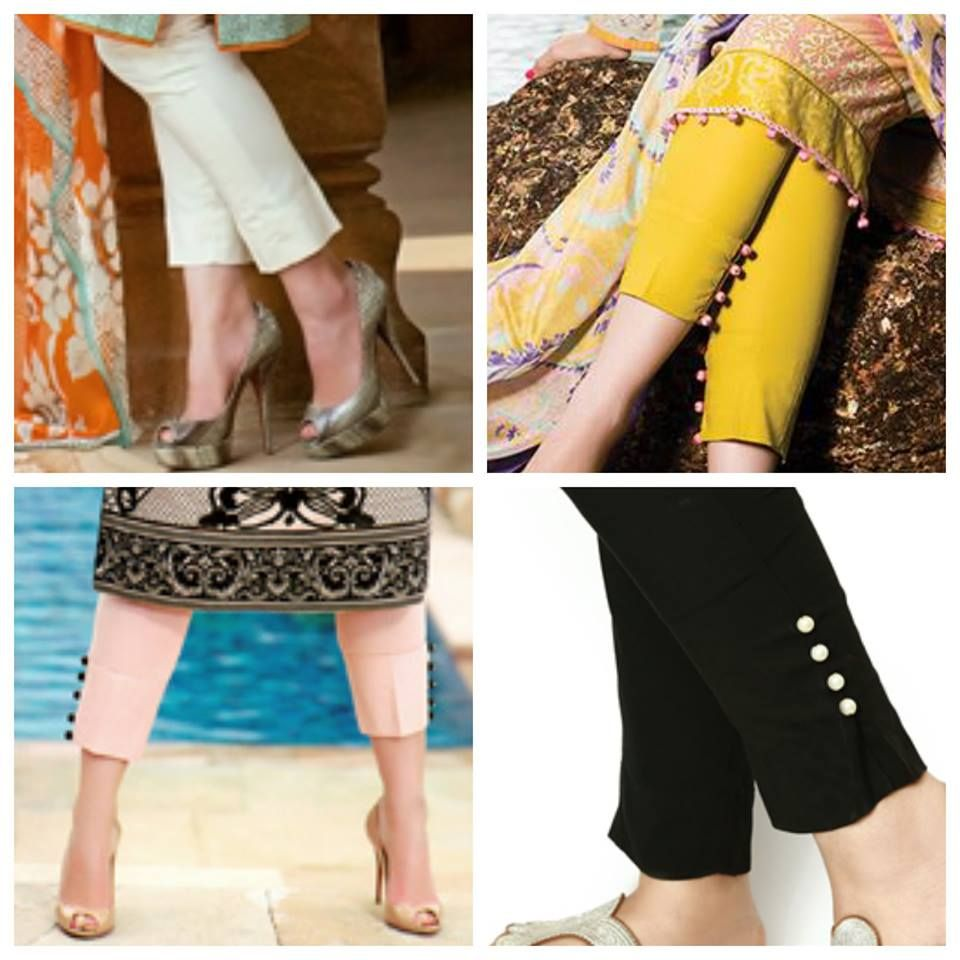 Cigarette Pants | Totally desi Chic | Pinterest | Schnittmuster