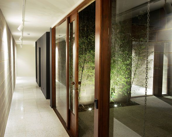 kennedy nolan architects Patios interiores Pinterest Patio