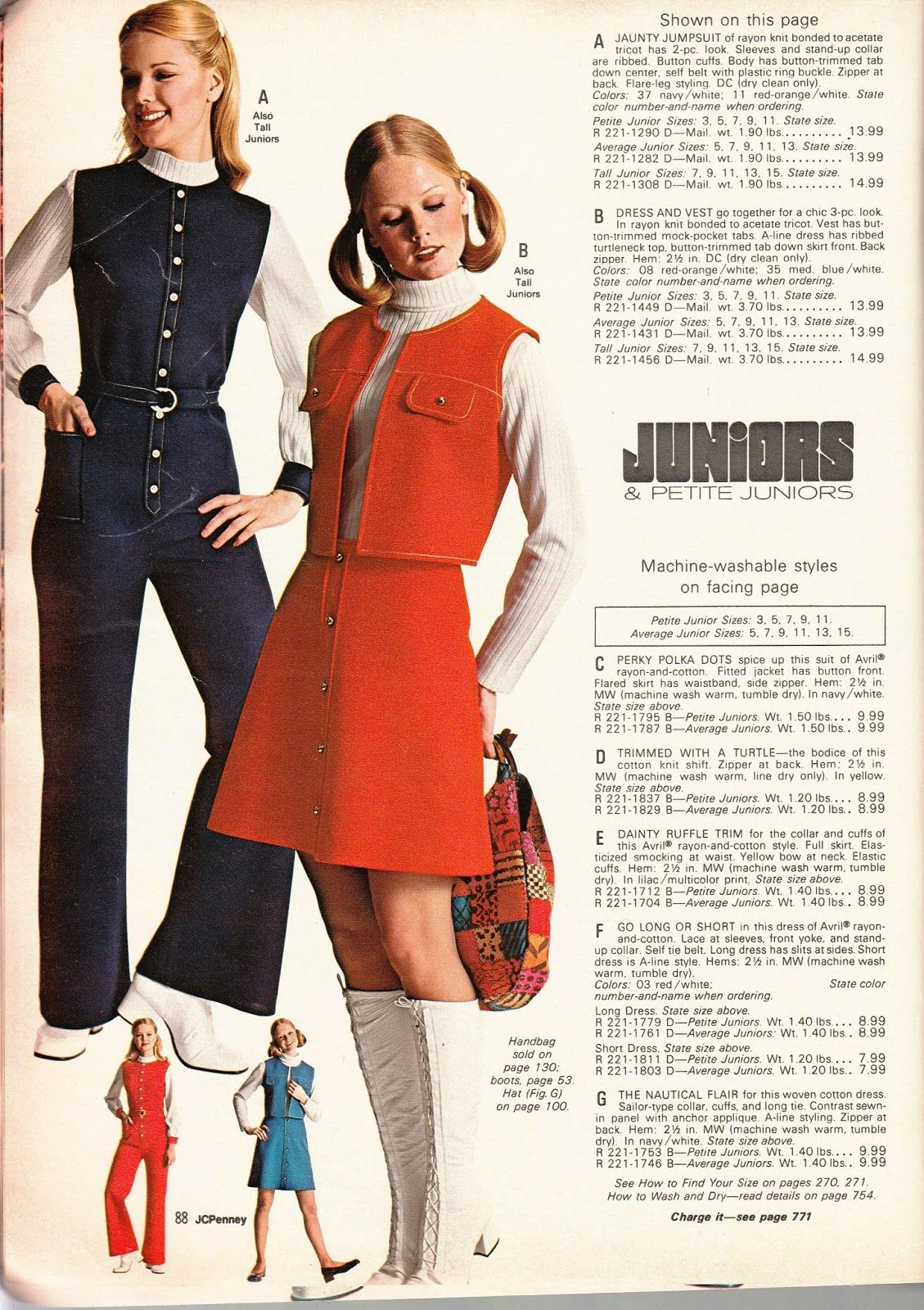 That's So 70s - More Jumpsuit Madness (Part 3)!!