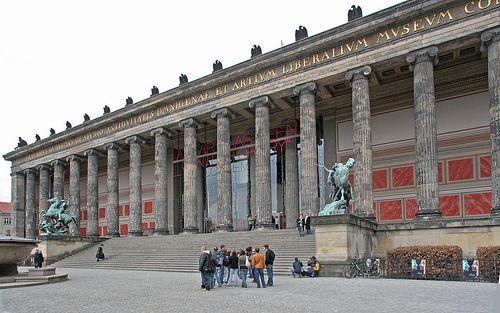 Altes Museum Berlin By Schinkel Berlin Berlin Germany Museum