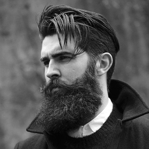 hair style mens 50 hairstyles for with beards masculine haircut 3357
