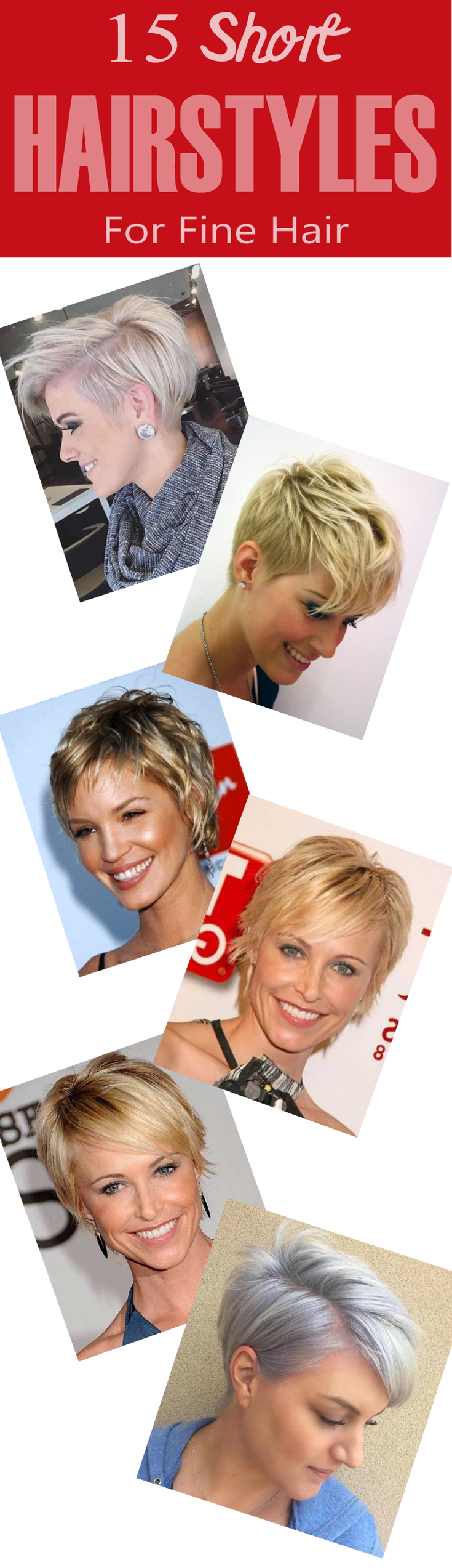Haircuts for men with straight fine hair  short hairstyles for fine hair  short fine hair cuts fine hair