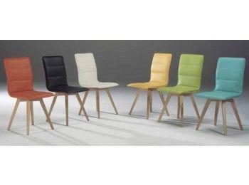 Sillas Comedor Salón | Conjunto mesas sillas | Tienda Muebles de ...