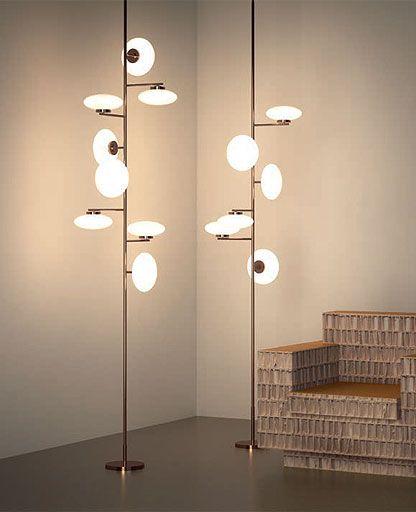 Floor Ceiling Lamp