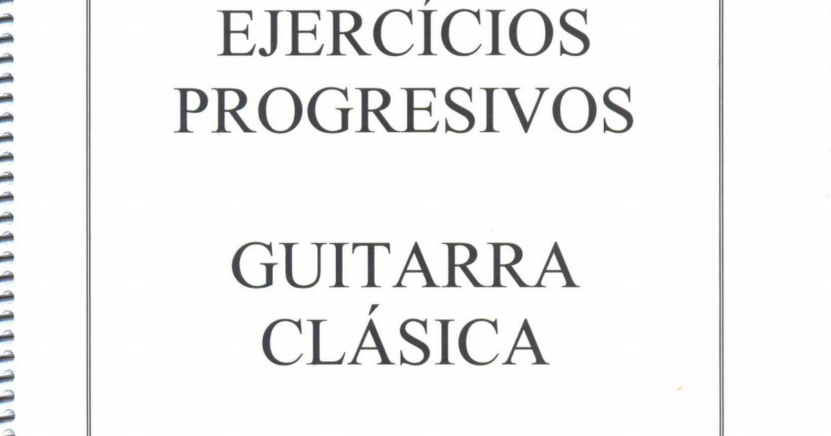 Curso De Guitarra Electrica Pdf
