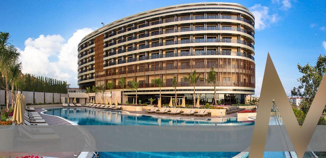 Michell Hotel Oteller Alanya