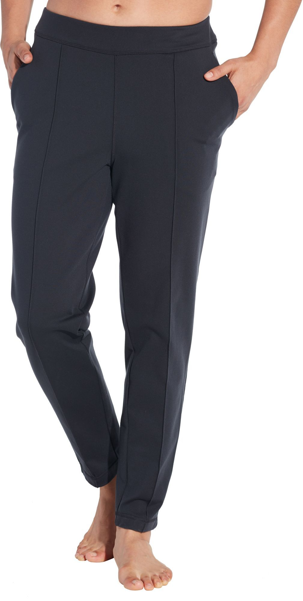 335cd092deded Calia by Carrie Underwood Women's Work To Workout Pants, Size: XL, Black