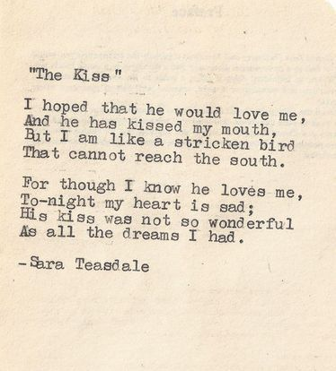 The Poems of Sara Teasdale