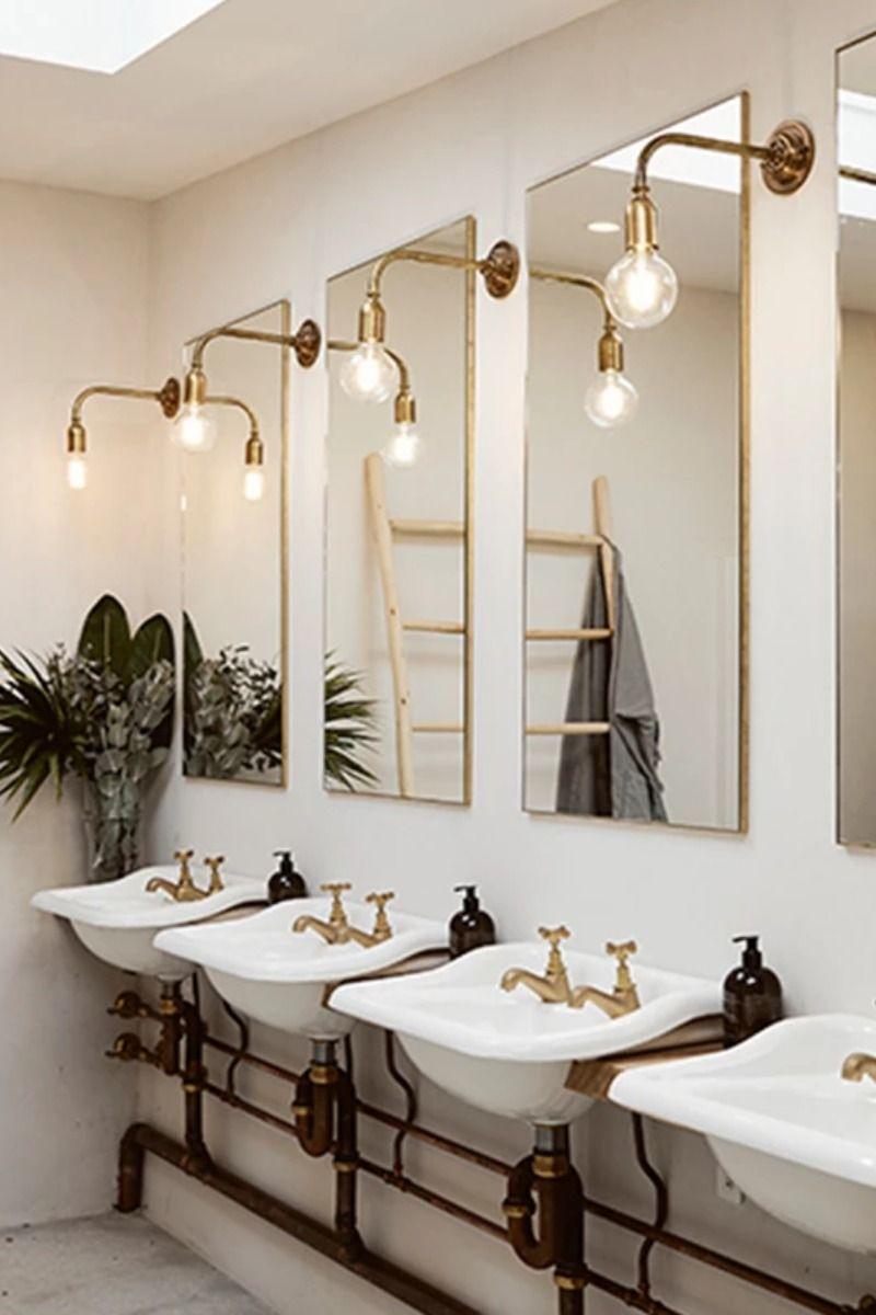 Vintage Brass Wall Lamp Brass Wall Lamp Wall Lamp Interior Wall Lights