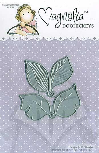 Magnolia DooHickey Die - Summer Foliage