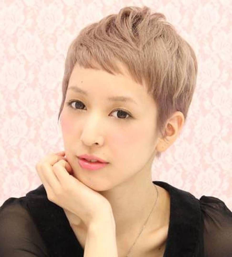 Short Women Japanese Haircut Short Hair Victorhugohair