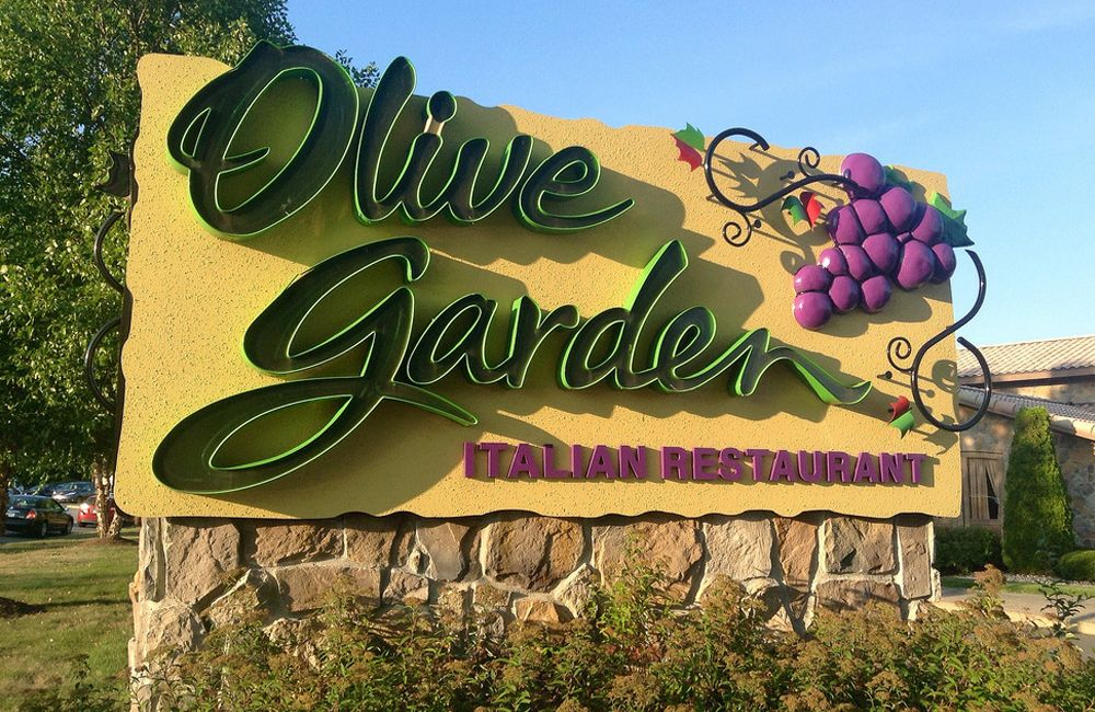 Restaurant of Olive Garden Near Me Within Right Time