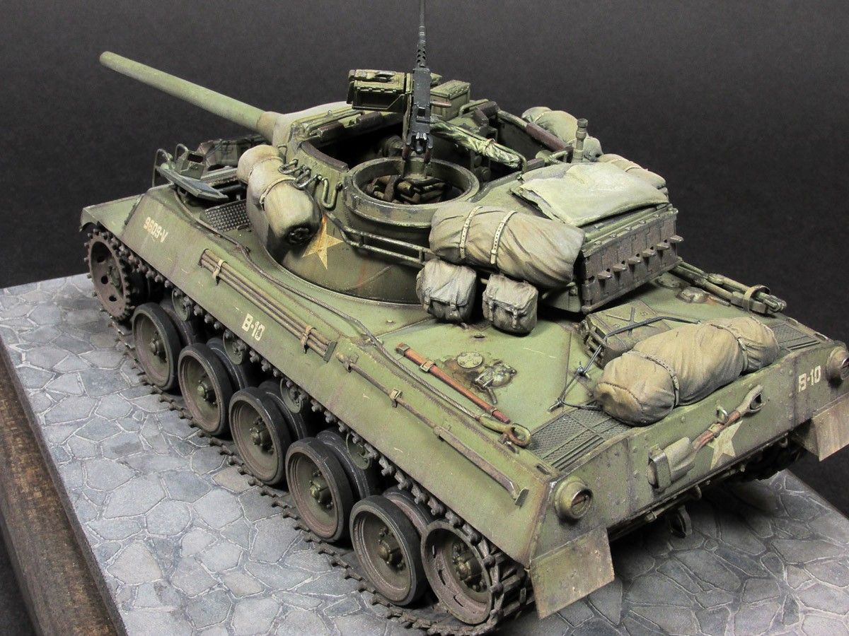 """Pin on U.S. M18 Tank Destroyer """"Hell Cat"""""""