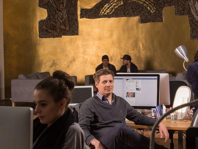 """""""Keiner kann sich wegducken"""" Bei der Digital-Agentur Elbdudler bestimmen die Mitarbeiter ihr Gehalt selbst. Oha!"""