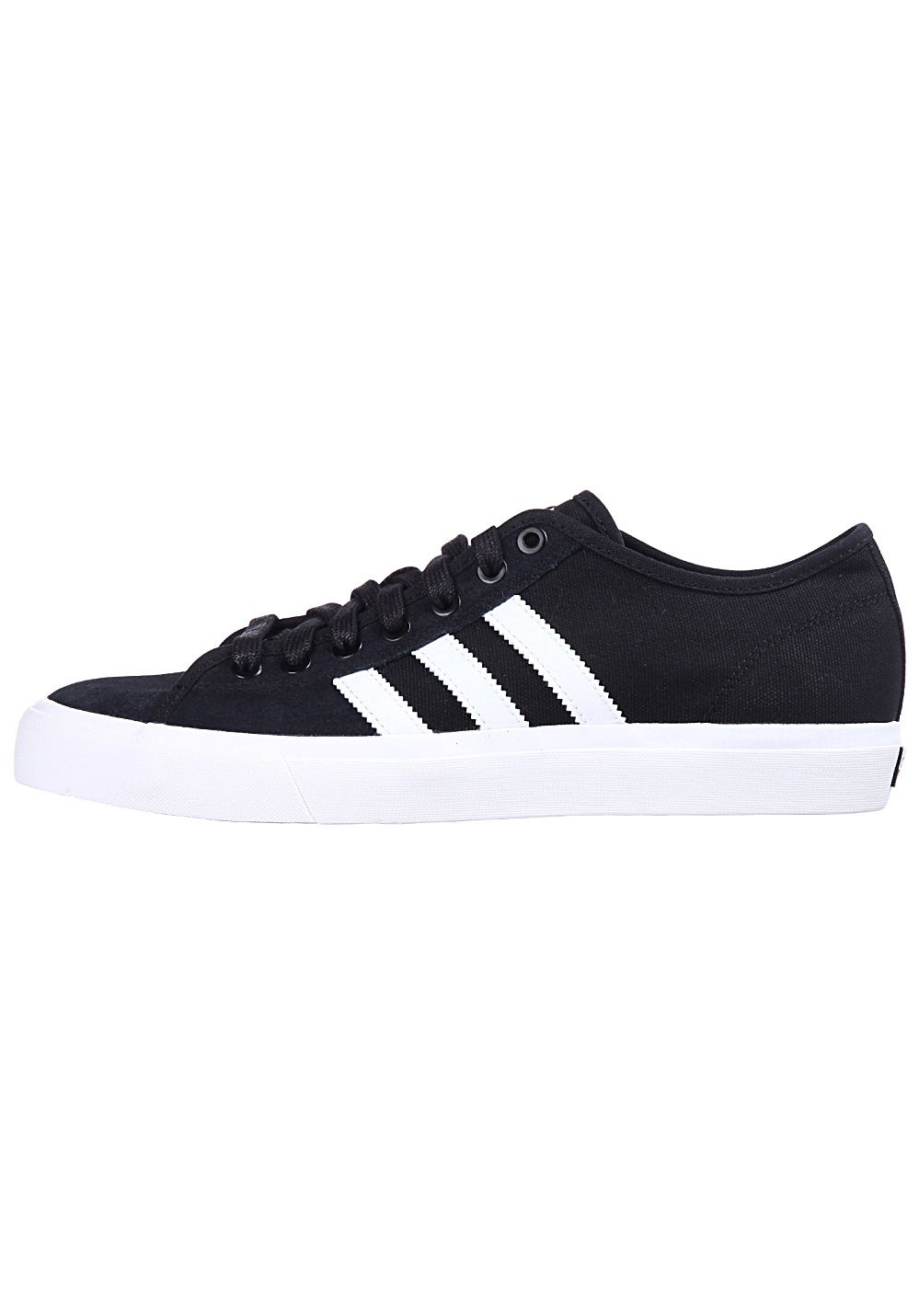 huge selection of 57829 71a44 Adidas Skateboarding Matchcourt RX - Baskets pour Homme - Noir