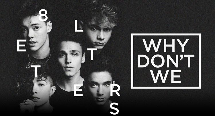 Why Don T We 8 Letters Tour Laptop Wallpaper Quotes Why Dont We Boys Why Dont We Band