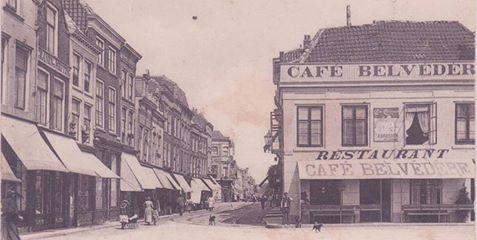 Hoogstraat/Markt
