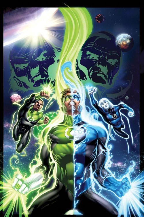 Pin De Manuel Paco En Comics Fondo De Pantalla Linterna Verde Heroes De Dc Comics Green Lantern Corps