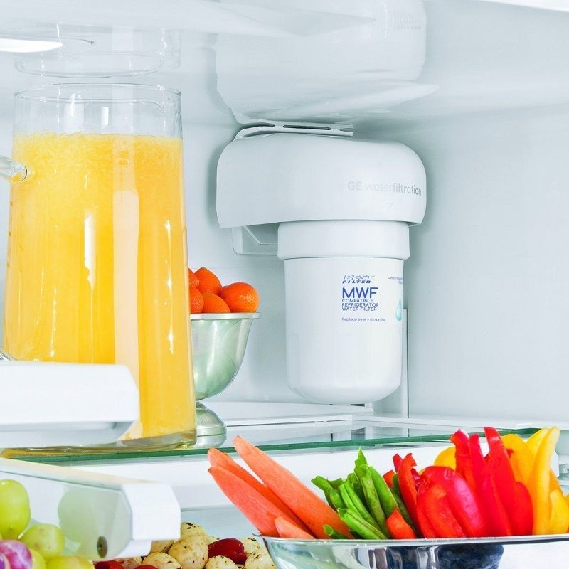 GE MWF Refrigerator Filter Cartridge SmartWater