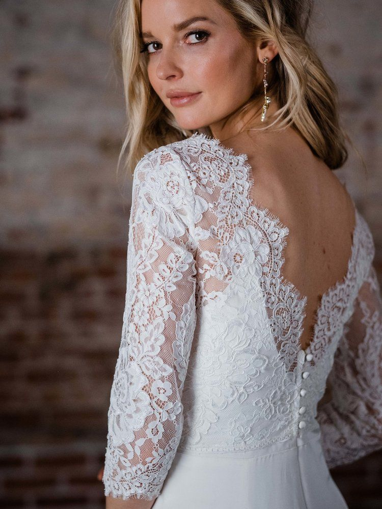 33++ Wedding dress topper with sleeves ideas in 2021