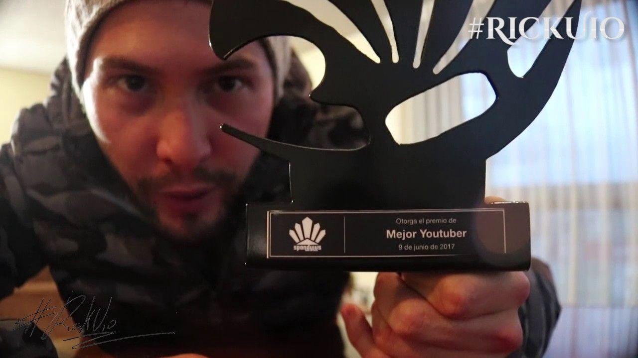 Spondylus 2017 Agradecimientos #RickUio Resumen De La Premiación