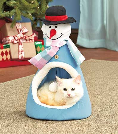 Holiday Pet Houses Pet Holiday Cat Bed Dog Clothes Boutique