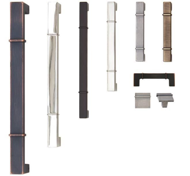 The RK International Newbury Series Decorative Cabinet Hardware ...
