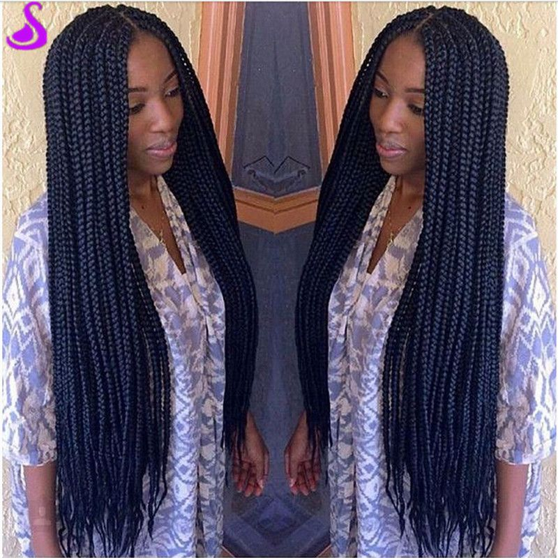 Popular Micro Braids Synthetic Hair-Buy Cheap Micro Braids ...