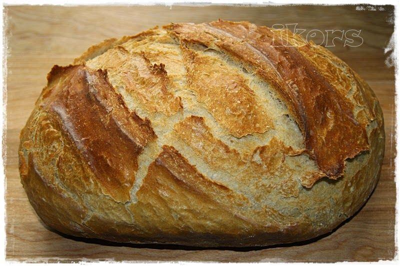 Kasseler Brot  im Römertopf gebacken      340 g Wasser   ½ Würfel Hefe     3 Min./37°/Stufe 1      290 g Weizenmehl 550   130 g Weizenm... #pumpkinseedsrecipebaked