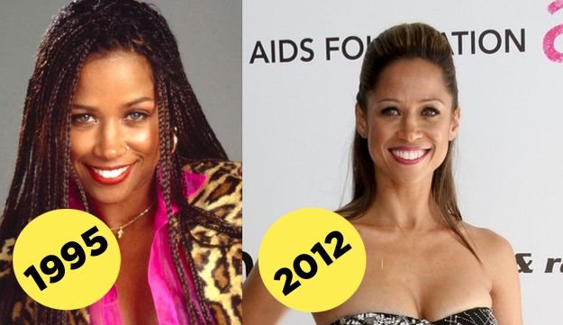 3358e5b1b7f8c931db82c4fa55fa6e0e 17 celebrities who never age stacey dash, celebrity and