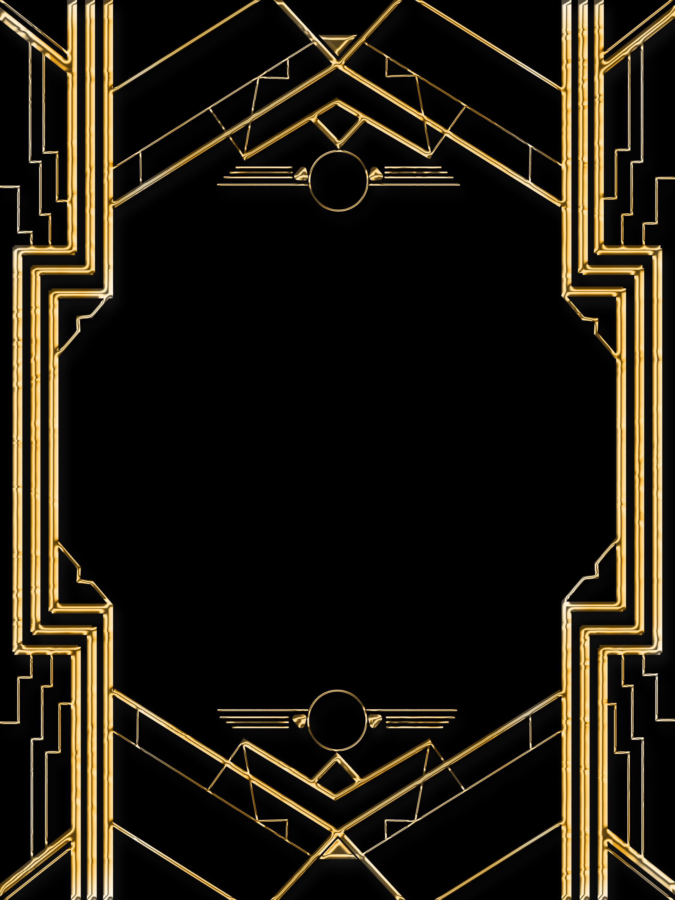 invite template gold plated 2 250 3 000 pixels. Black Bedroom Furniture Sets. Home Design Ideas
