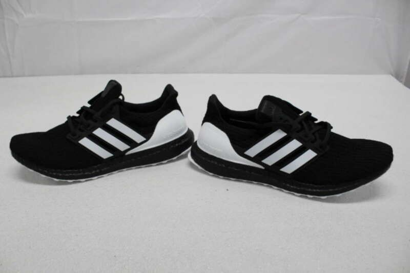 28f7cae90e376 Adidas Men US 10 UltraBoost DNA Running Shoe Core Black White Carbon G28965