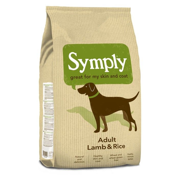 Symply Dog Food Recipes Dry Dog Food Dog Food Container