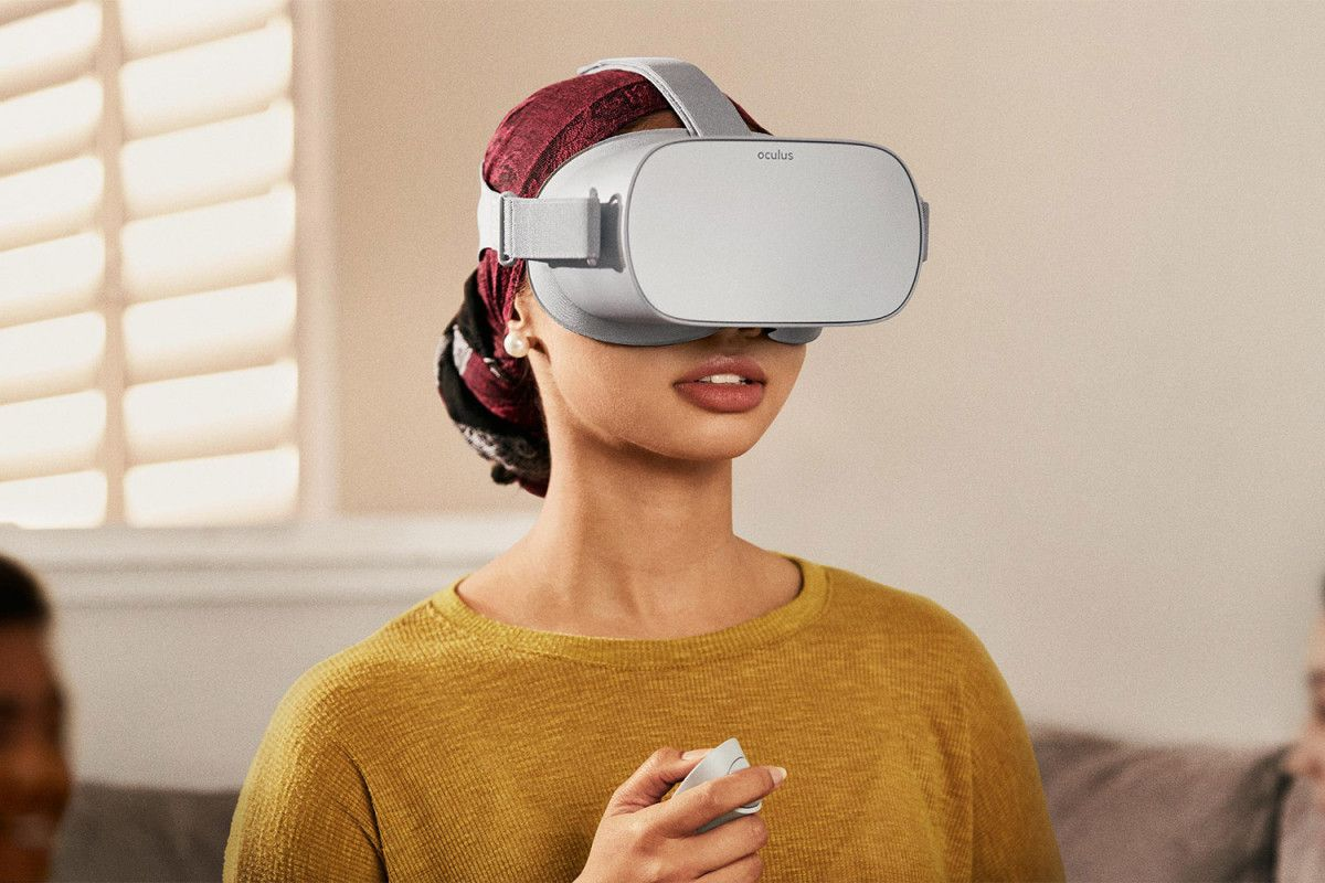 Oculus Go Is the 199 Wireless VR Headset You Need to Try