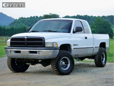 1998 Dodge Ram 1500 Pro Comp 51 Mud Claw Extreme M T Dodge Ram 1500 Dodge Ram Dodge