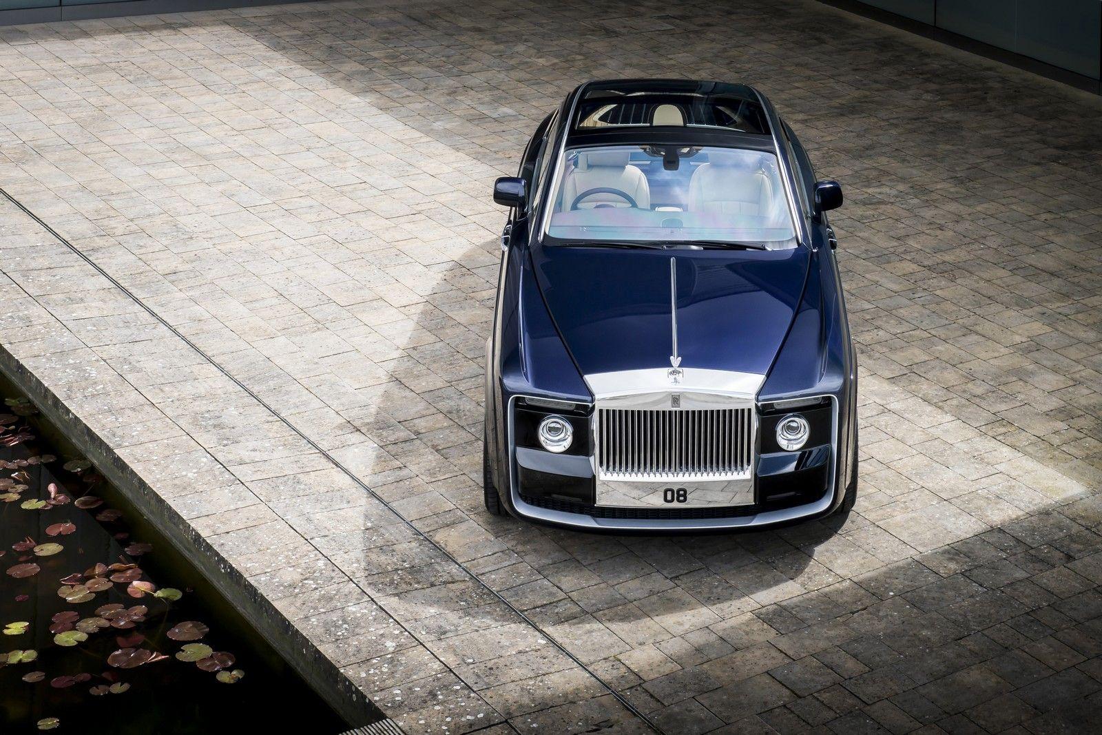 Villa D Este 2017 Rolls Royce Sweptail Automotive News