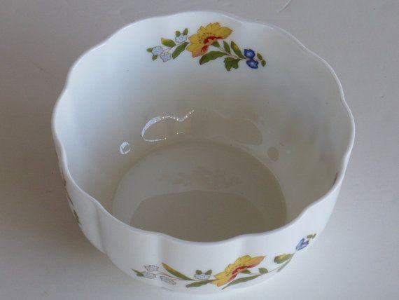 Vintage Porcelain Made in England Aynsley Cottage by designfinder