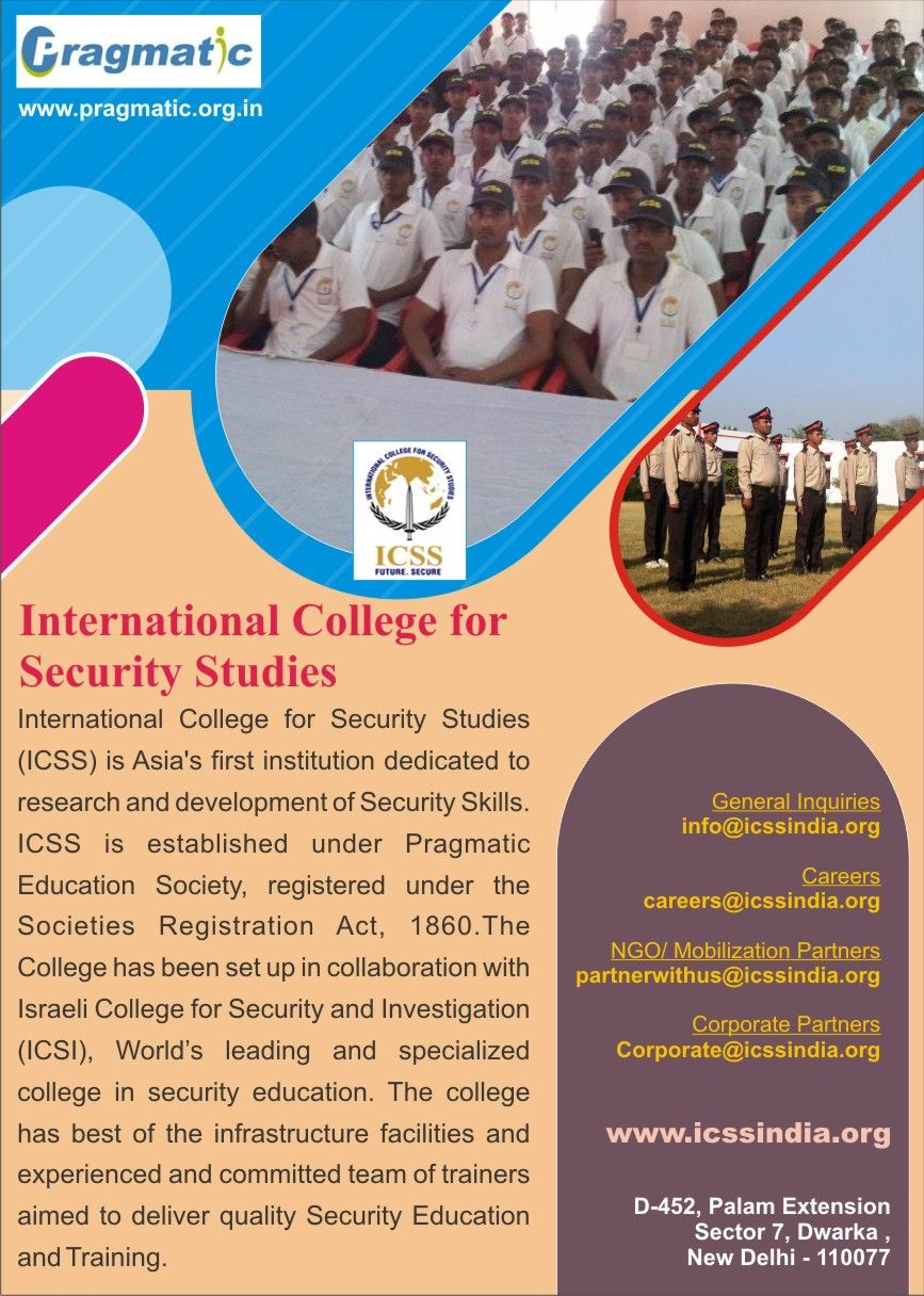 Pin by Pragmatic Edu on ICSS Skill training, Education