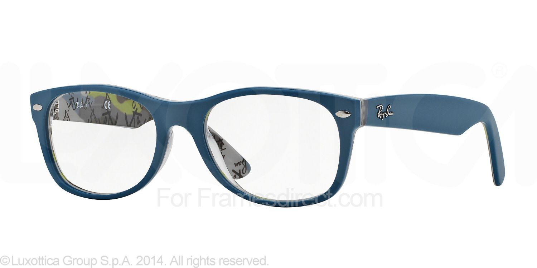 0c45a4299d Ray-Ban RX5184 - New Wayfarer Eyeglasses