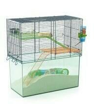 Cage Adaptee Pour Petits Rongeurs Octodon Gerbille Etc Small Pets Pet Home Habitats
