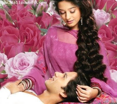 Download Amrita Rao And Shahid Kapoor Bollywood Movie Wallpaper
