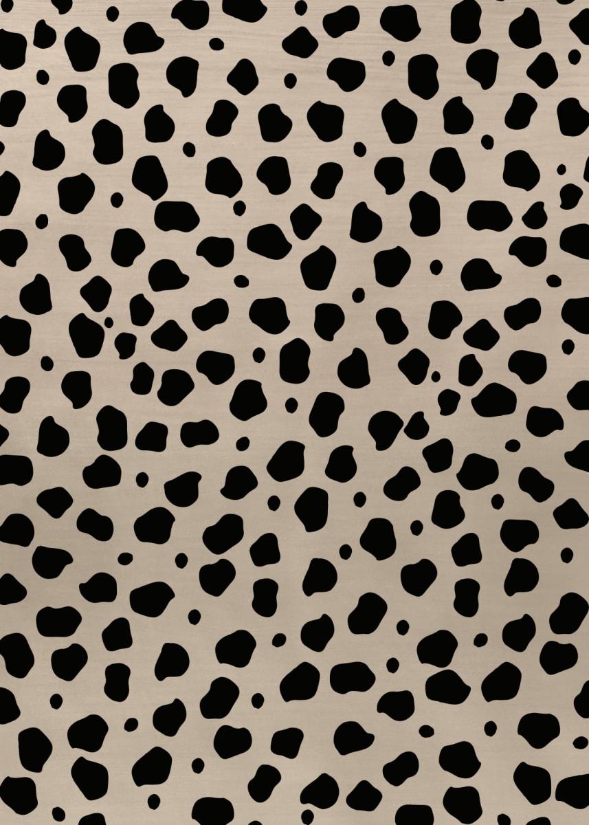 Cheetah Animal Tan Black 2 Metal Poster Print Anita S Bella S Art Displate In 2021 Cheetah Print Wallpaper Cheetah Print Background Cheetah Animal